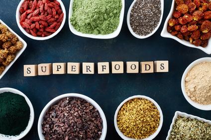 Superfoods & Kräuter